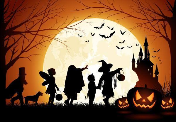 Halloweenowa dyskoteka 40-latków 28.10.2017r.