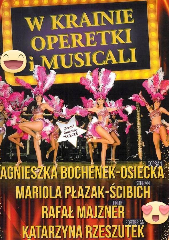 """""""W krainie operetki i musicali"""""""