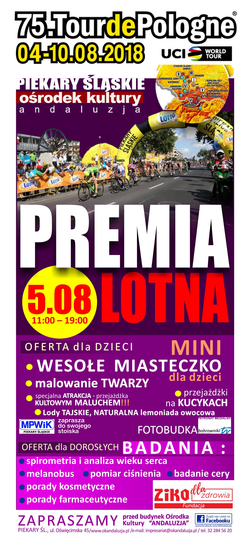 Premia Lotna przy OK Andaluzja!!!