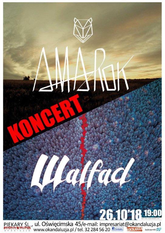 Walfad + Amarok :) 26.10.2018, g.19:00