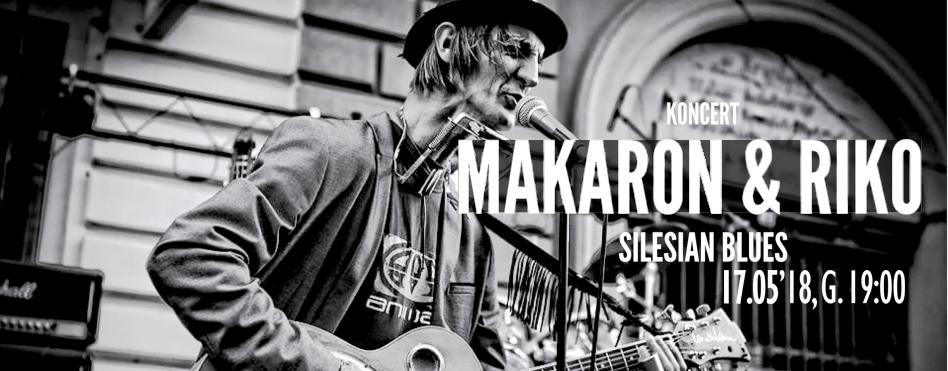 Koncert Makaron & Rico – KONCERT NIE ODBĘDZIE SIĘ