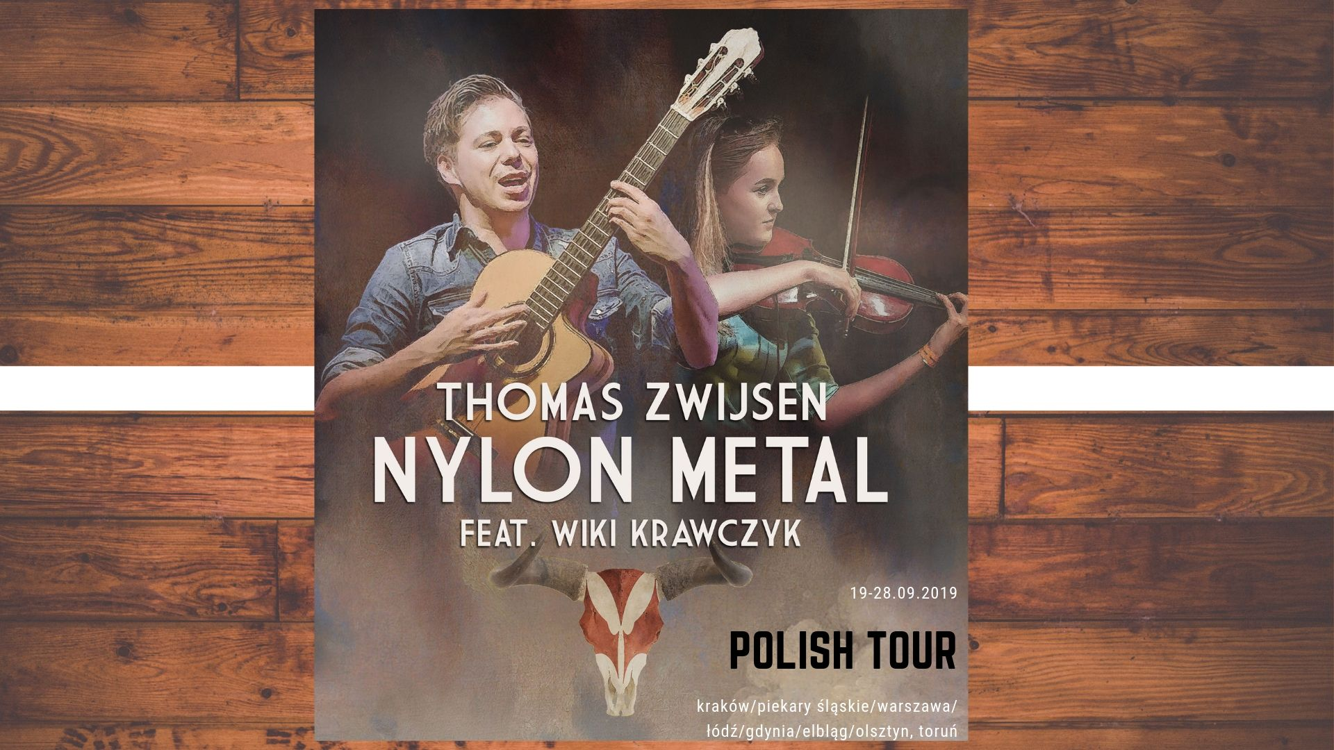 Nylonowe Iron Metal – 20.09.2019r.