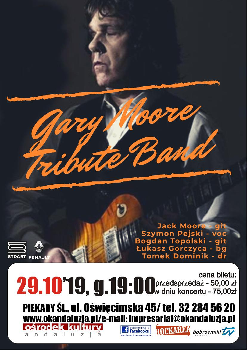 Gary Moore Tribute Band