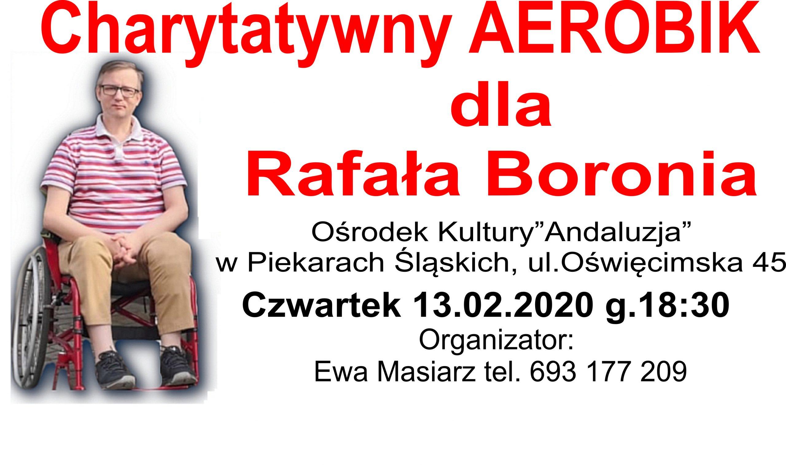 Dla Rafała Boronia!
