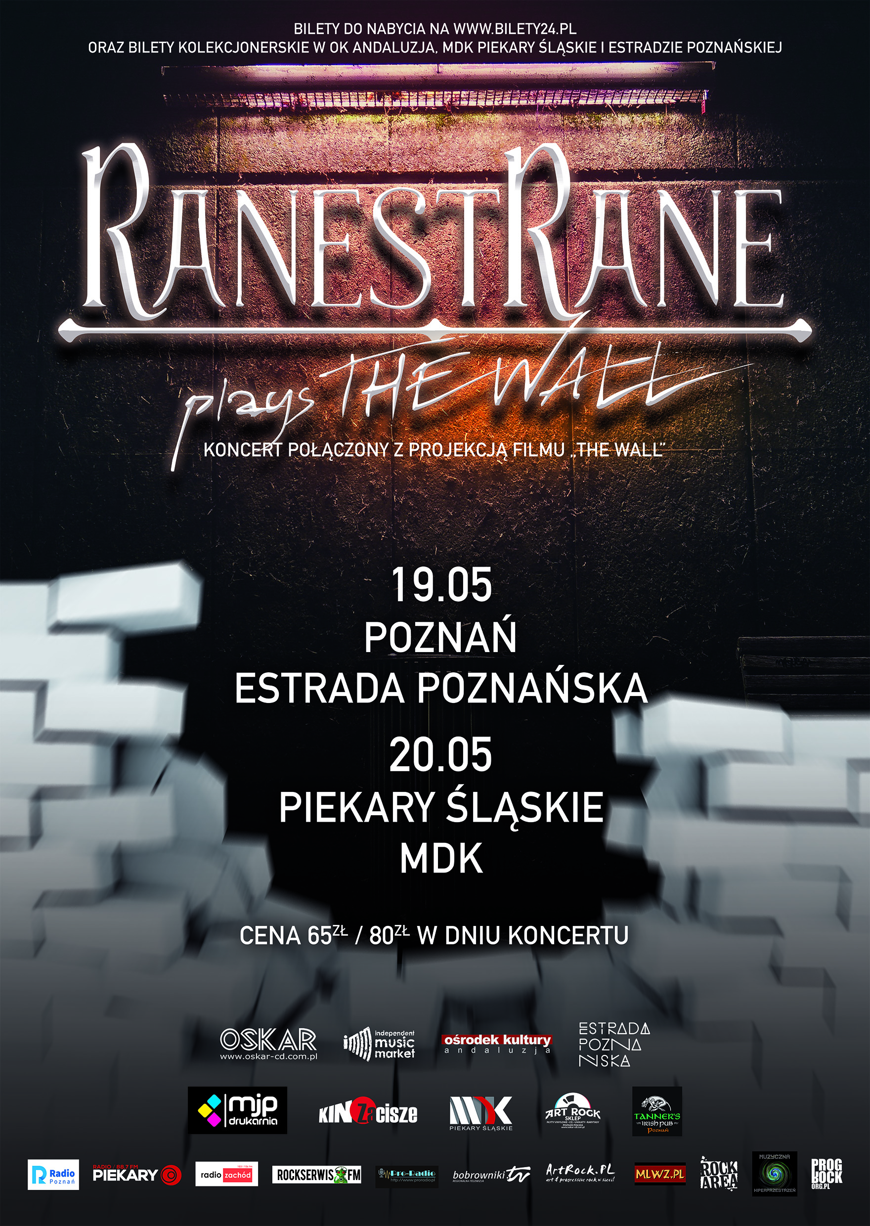RanestRane plays the Wall