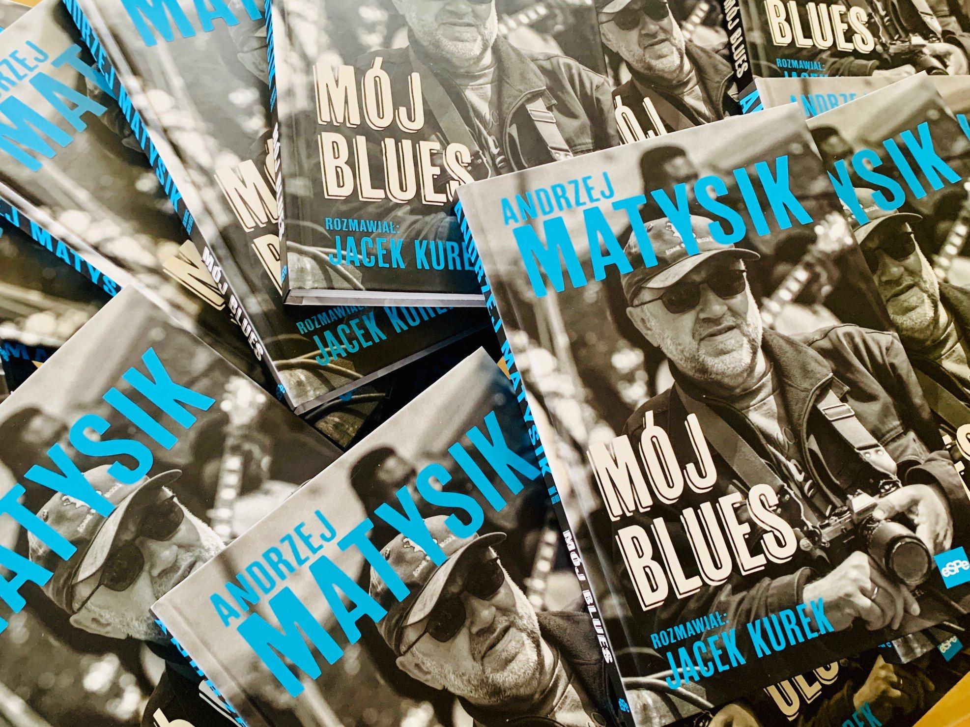 """Mój Blues"" spotkanie autorskie"
