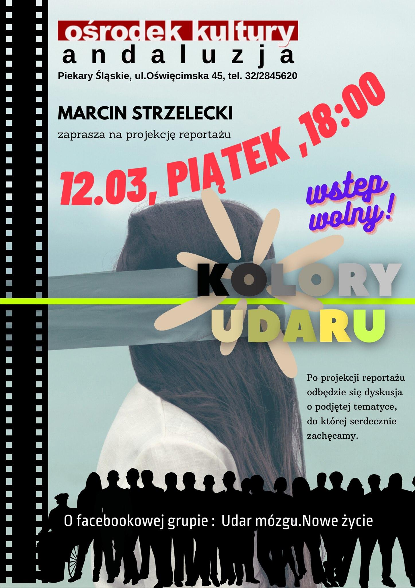 Prelekcja Marcina Strzeleckiego!!!