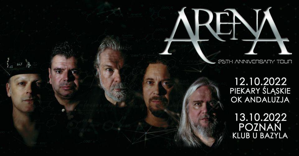 Koncert ARENA – nowy termin!!!!!