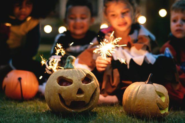 Halloweenowe zajęcia :)